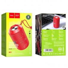 Колонка hoco HC1 Trendy sound - Red