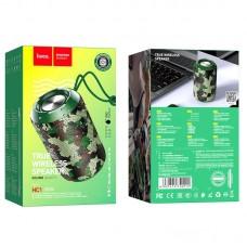 Колонка hoco HC1 Trendy sound - Camouflage Green