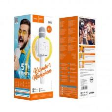Микрофон hoco BK5 Cantando - White
