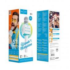 Микрофон hoco BK5 Cantando - Blue