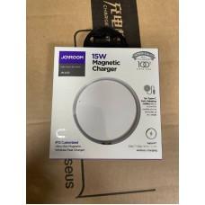 Магнитная беспроводная зарядка Joyroom MagSafe JR-A32 - White