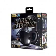 Наушники Remax игровые Gaming HEADPHONE RB-750B - Black
