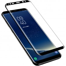 Защитное стекло для Samsung S21+ закругленный