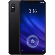 Защитное стекло Full Glue для Xiaomi MI 8 PRO - Black