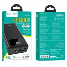 Power Bank hoco J78A 40000mAh - Black