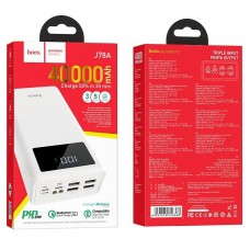 Power Bank hoco J78A 40000mAh - White