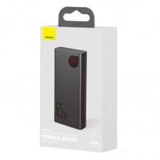 Power Bank Baseus Adaman Metal Digital Display Quick Charge 20000mAh 65W (PPIMDA-D01) - Black