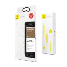 Аккумулятор Baseus High volume Phone Battery For iphone 6 2200mA (ACCB-BIP6)