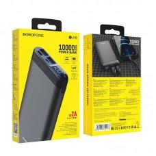 Power Bank Borofone BJ10 Golden Armor 10000mAh - Black