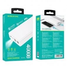 Power Bank Borofone BJ11A 40000mAh - White