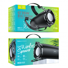 Колонка hoco HC5 Cool Enjoy Sports BT Speaker - Black