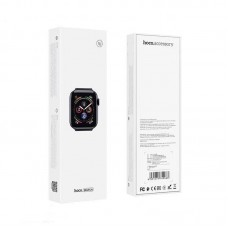 Смарт-часы hoco Y1 Smart watch - Black