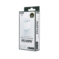 Сетевой адаптер Remax RP-U79 PD 20W