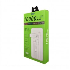 Power Bank MAIMI MI7 10000mAh - White