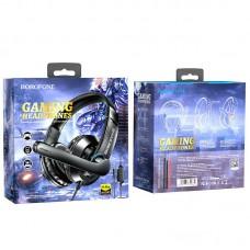 Наушники Borofone BO102 Amusement - Black