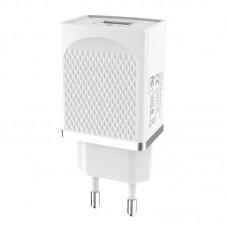 Сетевой адаптер hoco C42A - Белый