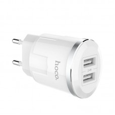 Сетевой адаптер hoco C38A - Белый