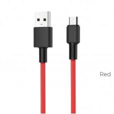 Кабель hoco X29 Superior Micro - Красный