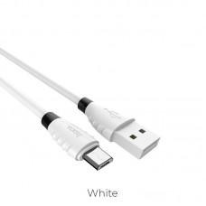 Кабель hoco X27 Excellent Micro - Белый