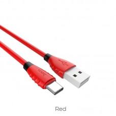 Кабель hoco X27 Excellent Type-C - Красный