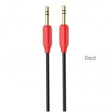 Кабель hoco UPA11 AUX audio - Красный