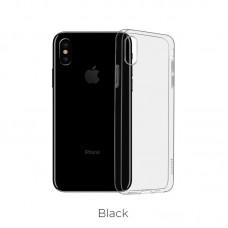 Чехол hoco Light series TPUiPhone XR - Темный