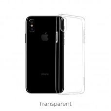 Чехол hoco Light series TPUiPhone XR - Прозрачный