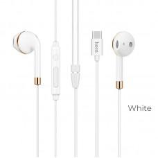 Наушники hoco L8 Type-C bluetooth earphones - White