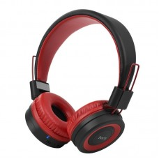 Наушники hoco W16 Cool motion Bluetooth - Красный