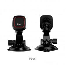 Автодержатель для телефона hoco CA28 Happy journey - Черный
