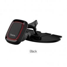 Автодержатель для телефона hoco CA25 Lotto - Черный