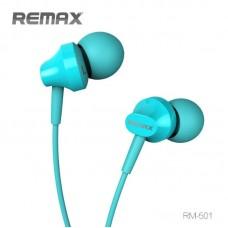 Наушники Remax RM-501 - Бирюзовый