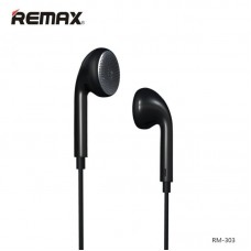 Наушники Remax RM-303 - Чёрный