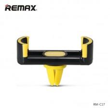 Держатель для телефона Remax RM-C17 - Черный