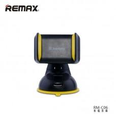 Держатель для телефона Remax RM-C06 - Черный
