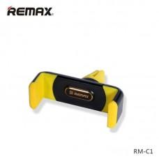 Держатель для телефона RemaxRM-C01 - Черный