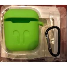 Чехол силиконовый для AirPods - Зеленый