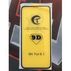 Защитное стекло 9D для Iphone XR/11