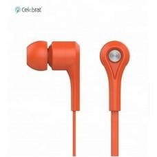 Наушники Celebrat D3 - Оранжевый