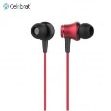 Наушники Celebrat G5 - Красный