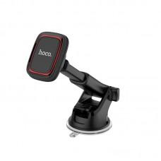 Автодержатель для телефона hoco CA42 Cool Journey in-car dashboard holder- Черный