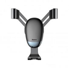 Автомобильный держатель BaseusMini gravity holder (SUYL-G01) - Черный