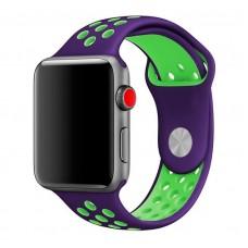 Ремешок Спортивный Apple Watch 38/40mm - Фиолетовый