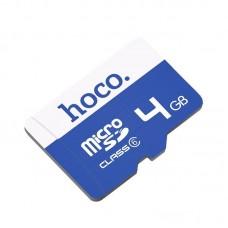 Карта памяти hoco micro-SD - 4GB