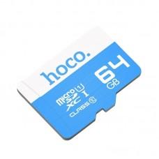 Карта памяти hoco micro-SD - 64GB