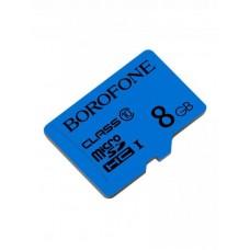 Карта памяти Borofone micro-SD - 8GB