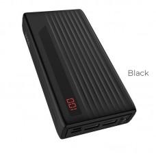 Power bank hoco J27A Wide energy 20000mAh dual USB output - Черный
