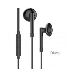 """Наушники hoco Wired earphones 3.5mm """"M53 Exquisite sound"""" with microphone - Black"""