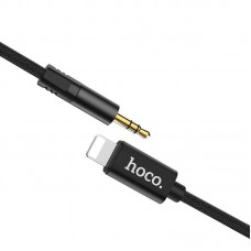 """Кабель AUX Cable Lightning to 3.5mm """"UPA13 Sound source"""" audio AUX"""