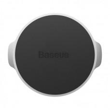 Магнитный держатель Baseus Small ears series Magnetic suction bracket (SUER-C0S) - Серебристый